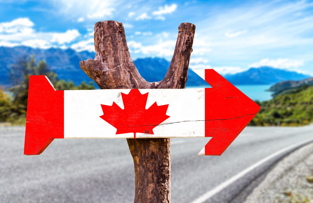 venir étudier au Canada.