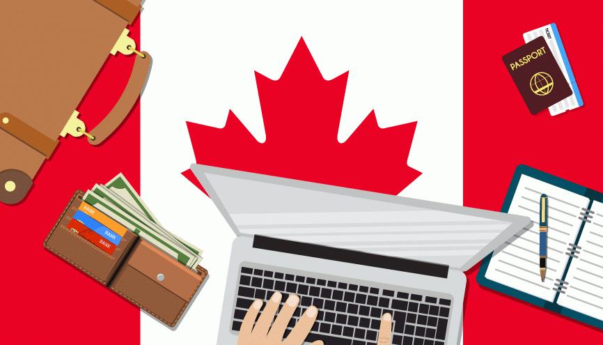 étudier au Canada.