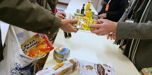 aides alimentaires.