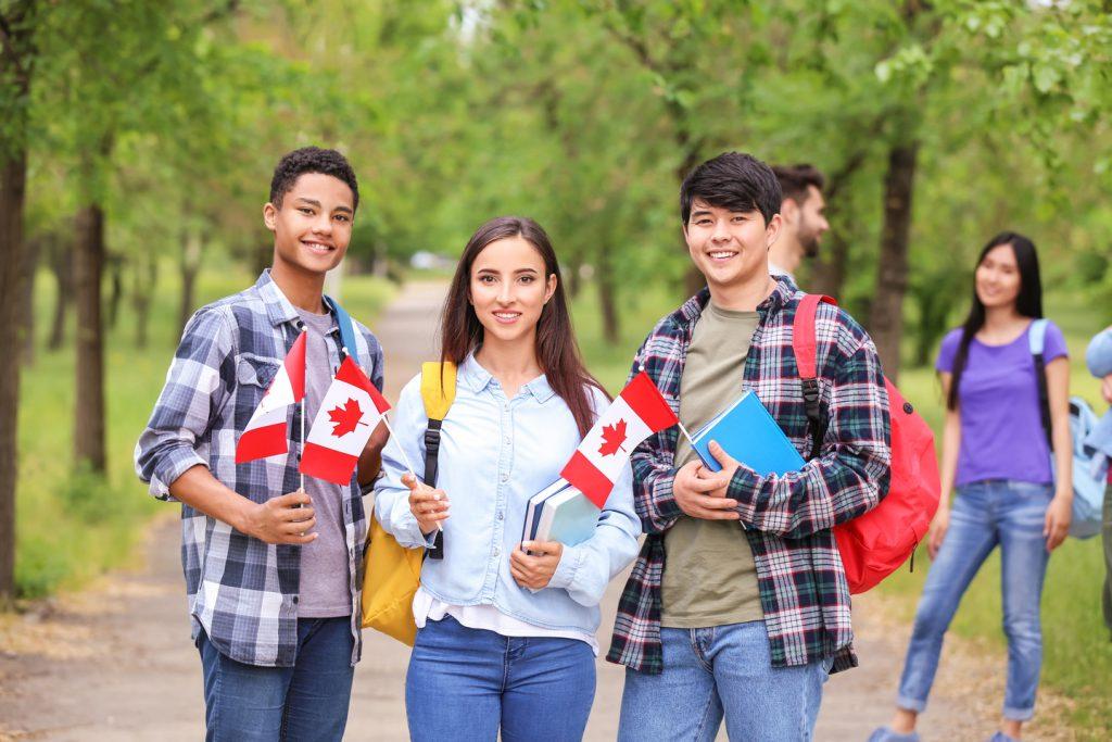 échange d'étudiant au canada.