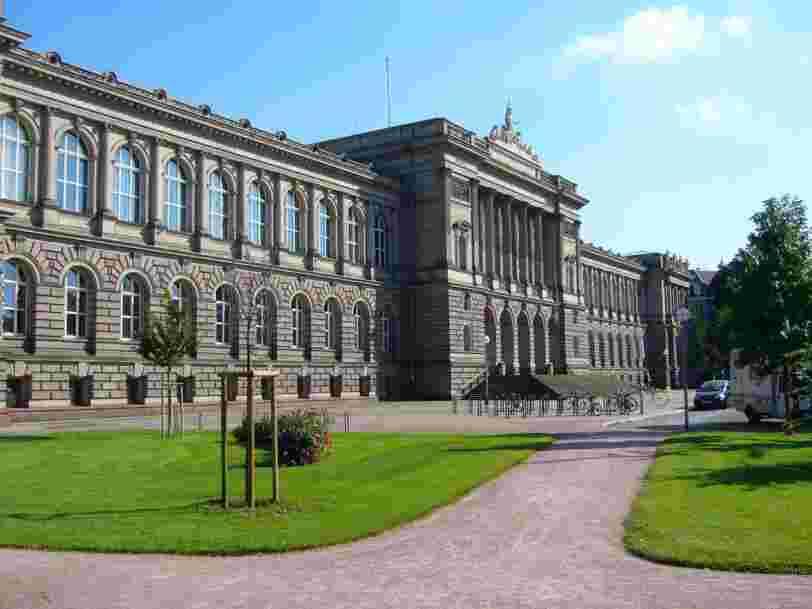 Les universités les plus prestigieuses de France.